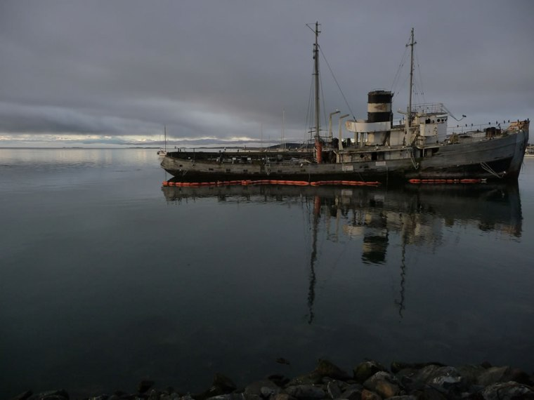 Patagonia-Shipwreck-in-the-Beagle-Channel-Ushuaia-Argentina