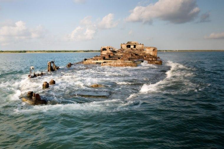 Selma-near-Pelican-Island-in-Galveston-Bay