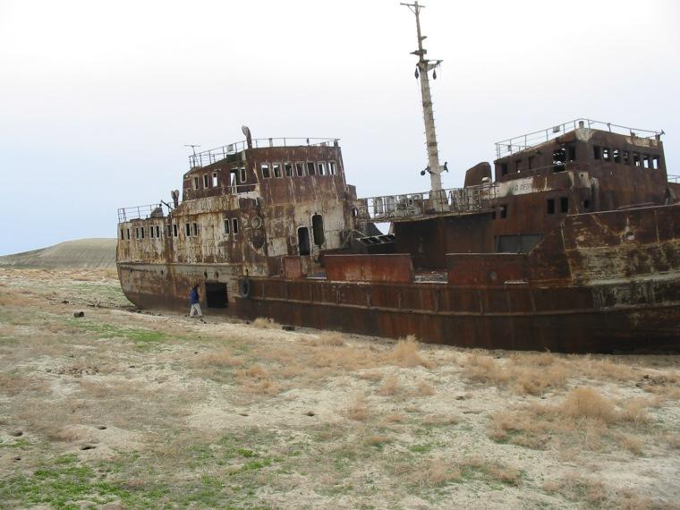 ship 01 - wreck 12