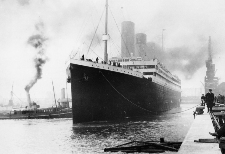 RMS-titanic-ship