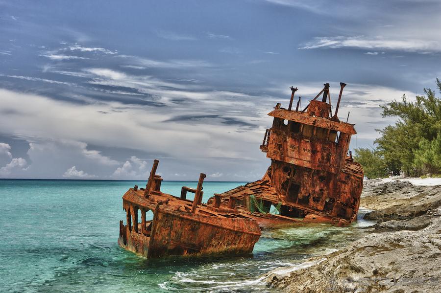 Shipwreck Island Movie