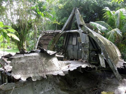 solomon-islands-plane-wreck