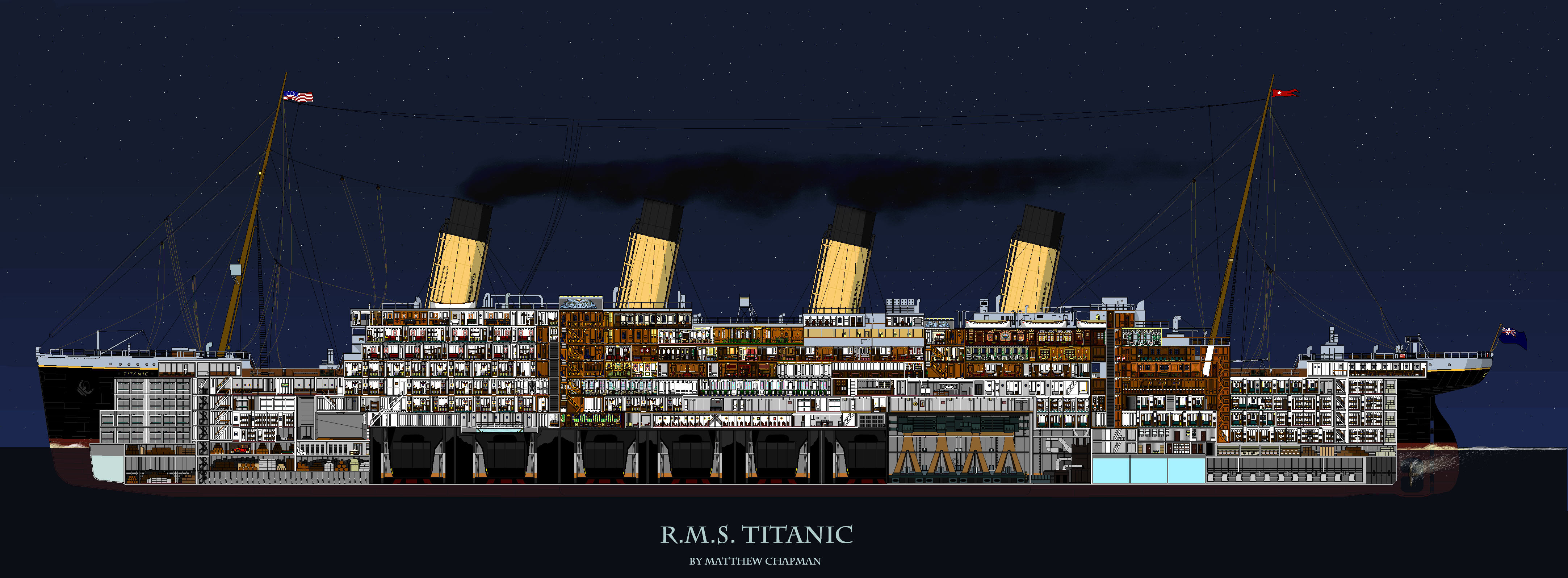 the sinking of the rms titanic The ss californian became titanic's scapegoat when she ignored the doomed liner's distress calls that fateful night only 5 miles from the sinking  rms carpathia .