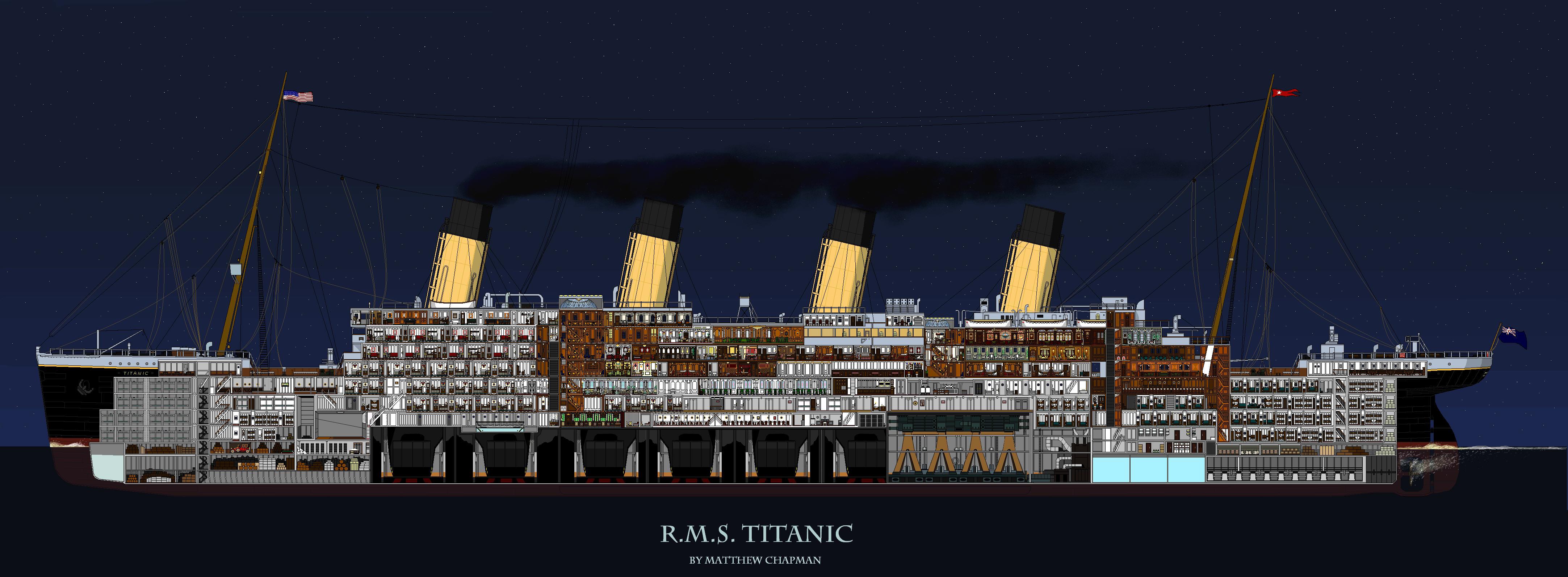 Titanic survivors approach rescue ship RMS Carpathia